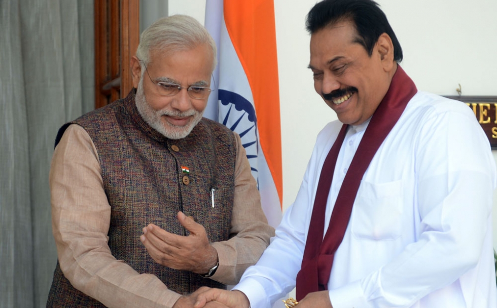 President Rajapaksa and Prime Minister Modi Meet in New Delhi ...